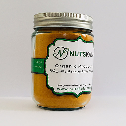 زردچوبه ممتاز ناتس کالا خشکبار nutskala nuts nutsbazaar turmeric ادویه