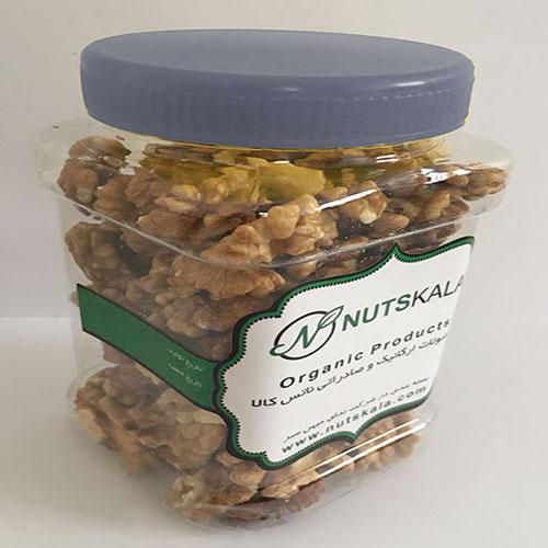 مغز گردو ارگانیک ناتس کالا خشکبار nutskala nuts nutsbazaar walnuts