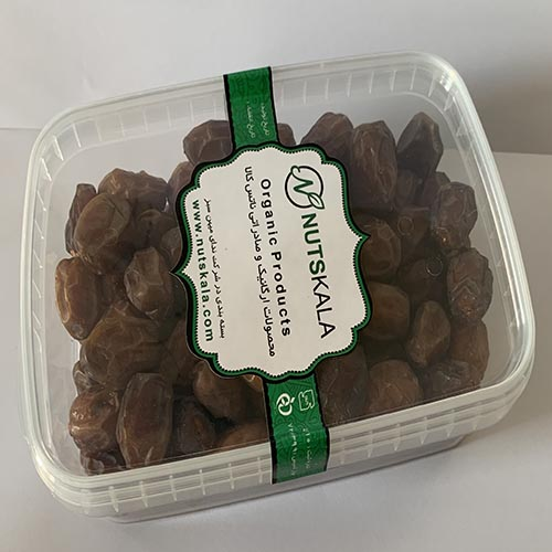 خرما خاصویی خشکبار ارگانیک nuts nutskala khasoee dates nutsbazaar