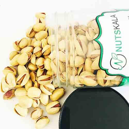 پسته کله قوچی کرنلو ناتس کالا nutskala kernelo jumbo pistachio nutsbazaar
