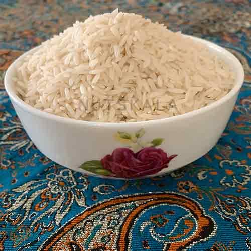 برنج ممتاز ایرانی کرنلو ناتس کالا nutskala kernelo nutsbazaar rice