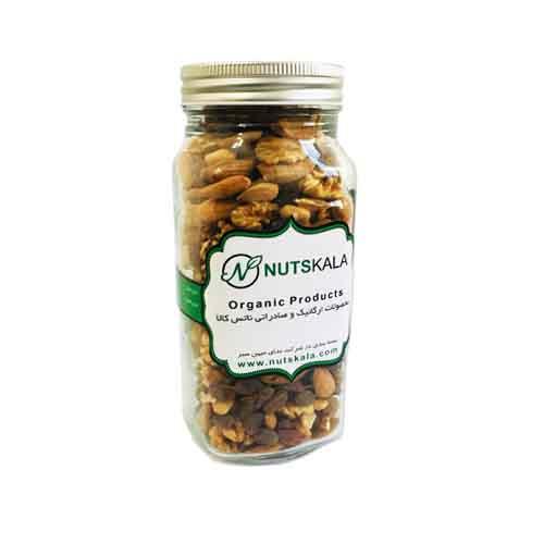 mix nuts kernelo nutskala میکس مغز گردو بادام کشمش ناتس کالا