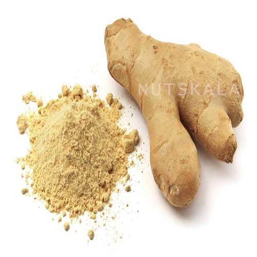 پودر زنجبیل کرنلو ناتس کالا kernelo nutskala ginger powder nuts bazaar