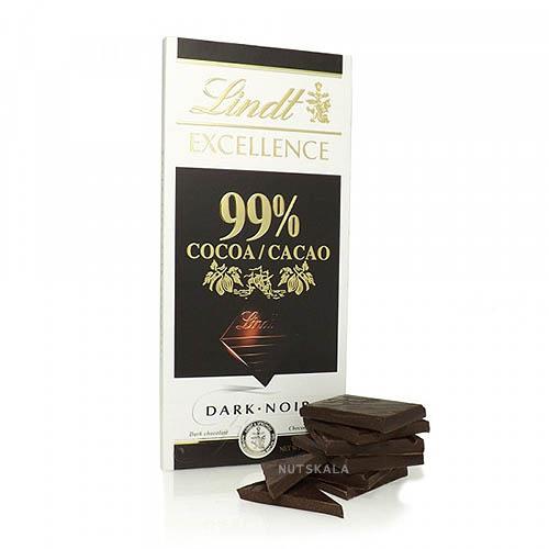 قیمت شکلات تلخ ۹۹ کرنلو ناتس کالا kernelo lindt excellence choclate 99 price